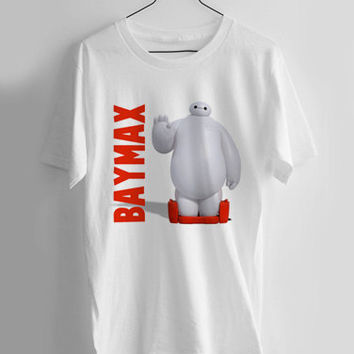 Baymax Big Hero 6 T-shirt Men, Women Youth and Toddler
