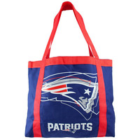 New England Patriots NFL Team Tailgate Tote