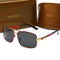 Gucci Authentic Sunglasses 10011