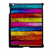 Wood Stripes iPad 2 Case