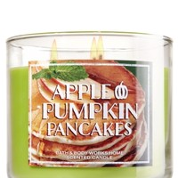3-Wick Candle Apple Pumpkin Pancakes