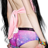 Living Royal Spaced Out Underwear Galaxy