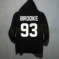 Ally Brooke Shirt Fifth Harmony Hoodie Sweatshirt Shirt Sweater T Shirt Unisex - Size S M L XL
