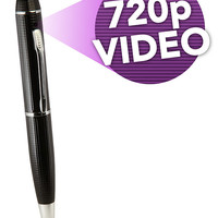 HD Video Camera Spy Pen