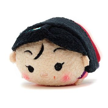 Disney Usa 25th Anniversary Mulan Mini Tsum Plush New with Tags