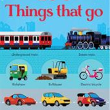 Usborne Books & More. 199 Things That Go