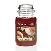 Vanilla Chai   Soy Chai Scented Candles - Yankee Candle