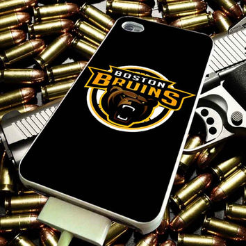 Boston Bruins for iPhone 4/4s/5/5s/5c/6/6 Plus Case, Samsung Galaxy S3/S4/S5/Note 3/4 Case, iPod 4/5 Case, HtC One M7 M8 and Nexus Case ***