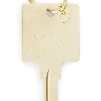The Giving Keys Love Hotel Key Pendant | Nordstrom