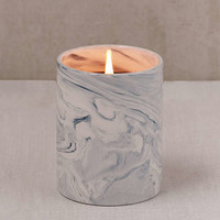 Marble Ceramic Soy Candle | Urban Outfitters
