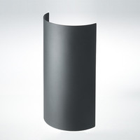 umbrella stand / dark grey