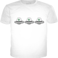 Three Aliens T-Shirt