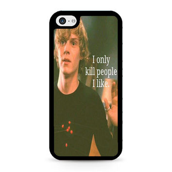 Tate Langdon American Horror Story iPhone 5C Case