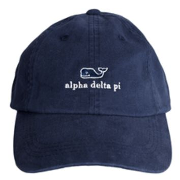 Alpha Delta Pi Hats, ADPI, Vineyard Vines Hat