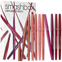 Smashbox Always Sharp Lip Liner Set