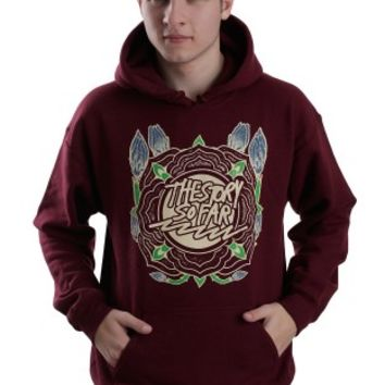 The Story So Far - Flower Maroon - Hoodie