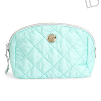 Aeropostale  LLD Quilted Makeup Case - Black, One