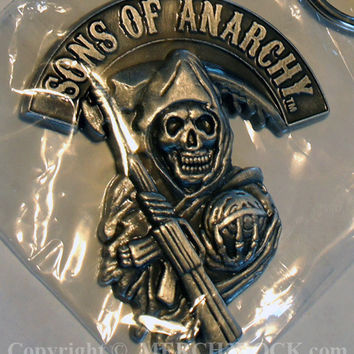 Sons of Anarchy Keychains - Logo