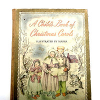 A Child's Book Of Christmas Carols / Music / Christmas Music / Christmas Carols / Children's Book /