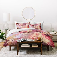 Amy Smith Sweet Grunge Duvet Cover
