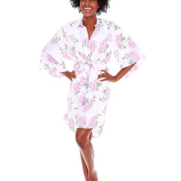 Felicity Luxurious Delivery Nursing Robe