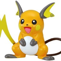 Takaratomy Raichu (MC-3): Pokemon Monster Collection 2' Mini Figure