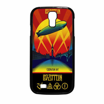 Led Zeppelin Poster Samsung Galaxy S4 Case