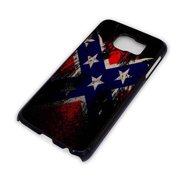 BROWNING REBEL FLAG Cover Samsung Galaxy S3 S4 S5 S6 Edge Note Mini Case