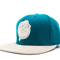 Caps - Snap Back - Mitchell and Ness NFL Throwback Strapback NJ37Z - Dolphins - DTLR - Down Town Locker Room. Your Fashion, Your Lifestyle! Shop Sneakers, Boots, Basketball shoes and more from Nike, Jordan, Timberland and New Balance
