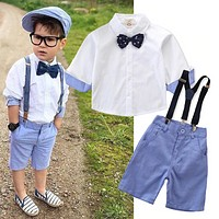 Baby Boy Summer Clothing Toddler Boys Outfit Set