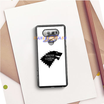Game Of Thrones Who is Crown LG V20 Case Planetscase.com