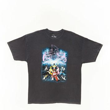 Power Rangers Graphic Tee