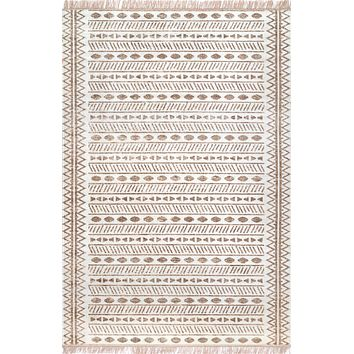 nuLoom Outdoor Tribal Angie Area Rug