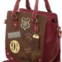 Harry Potter | 9 3/4 Mini Brief HANDBAG