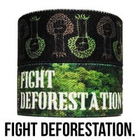 Fight Deforestation.Purchase