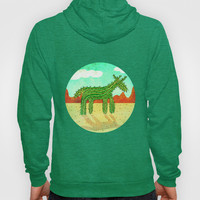 Cactus Unicorn Hoody by That's So Unicorny