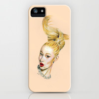 Iggy Azalea iPhone & iPod Case by HOLLYARTT | Society6
