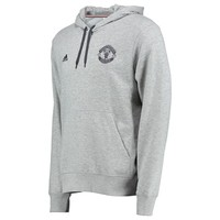 Manchester United Core Hoodie Gray