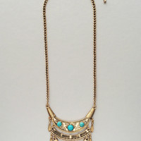 Aztec Queen Necklace
