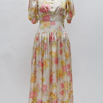Rosa Chinensis Dress