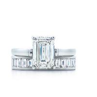 Tiffany & Co. | Engagement Rings | Emerald Cut | United States