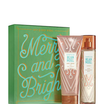 VANILLA BEAN NOELShimmer and Cheer Gift Set