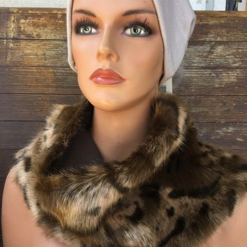 Monroe Snood Neck Scarf