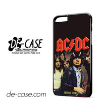 AC DC Crews DEAL-234 Apple Phonecase Cover For Iphone 6 / 6S Plus