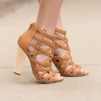 Bound for Perfection Heels