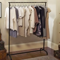 Blacksmith Clothes Rack