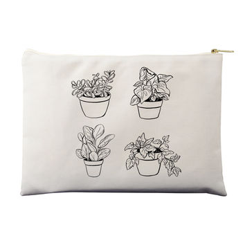 Desk Plants Pouch