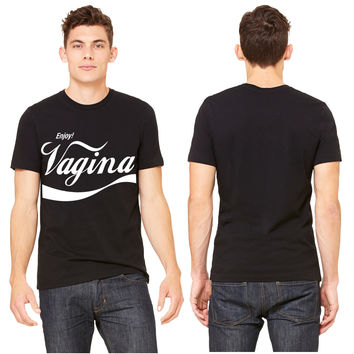 Enjoy Vagina T-shirt