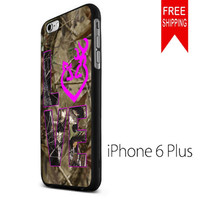 Love Browning Deer Camo OCM iPhone 6 Plus Case