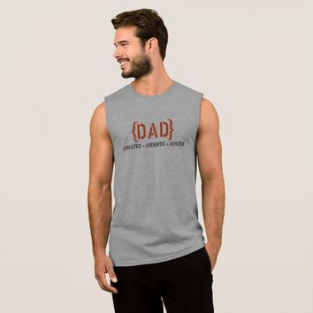 Definition of a great dad tank